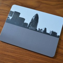 London - The Gherkin Table Mat