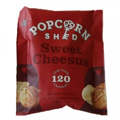Gourmet Popcorn Snack Packs - Sweet Cheesus