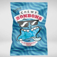 Chewy Blues Raspberry Sour Bonbon