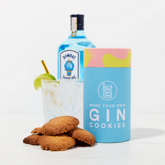 Make Your Own Gin Cookies
