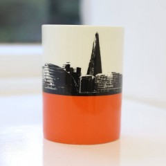 The Shard Bone China Mug - Individually Boxed