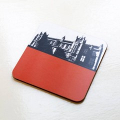 Whitworth Gallery Coaster