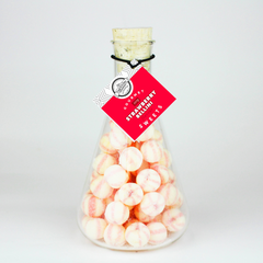 Strawberry Bellini Hardboiled Sweets Flask
