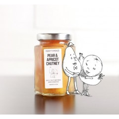 Pear & Apricot Chutney - Case Of 6