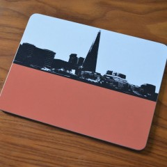 London - The Shard Table Mat