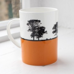 Ilkley Bone China Mug - Individually Boxed