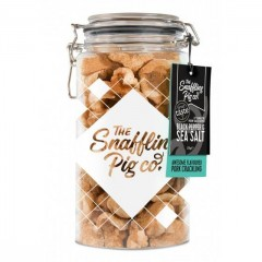 1.5l Plastic Gifting Jar - Black Pepper