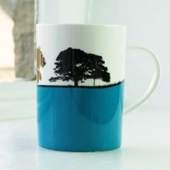 Cheltenham Bone China Mug - Individually Boxed