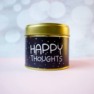 Happy Thoughts Tin