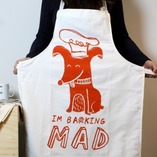 Im Baking Mad Apron