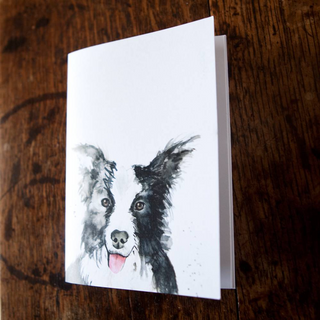 Inky Dog Eco-friendly A6 Notebook