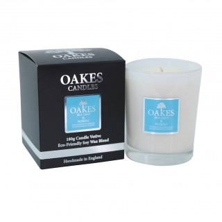 180g Candle - Sea Salt & Neroli