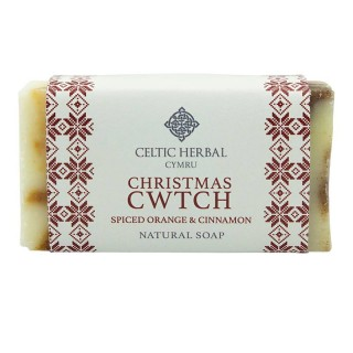Christmas Cwtch Soap 100g