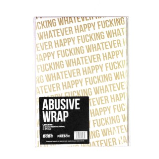 Abusive Gift Wrap