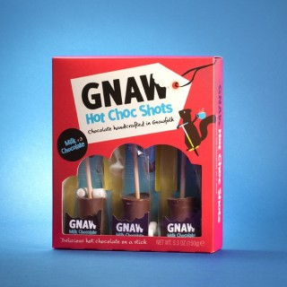 Gnaw Milk Hot Chocolate Shot Gift Set