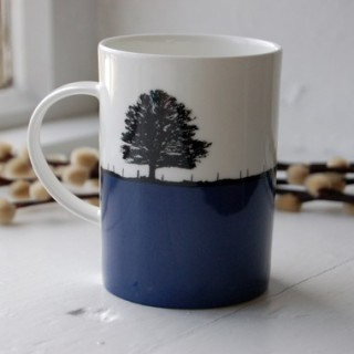 Dales - Grassington Bone China Mug