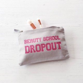 Beauty School Dropout Make Up Bag