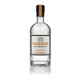 Masons Dry Yorkshire Gin - Tea Edition 70cl