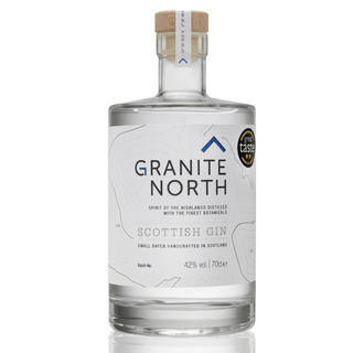 Granite North Scottish Gin 70cl