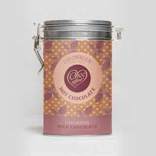 Single Origin Milk Hot Chocolate Flakes