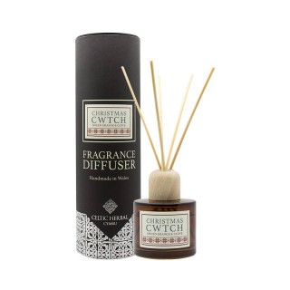 Christmas Cwtch Reed Diffuser With Spiced Orange &