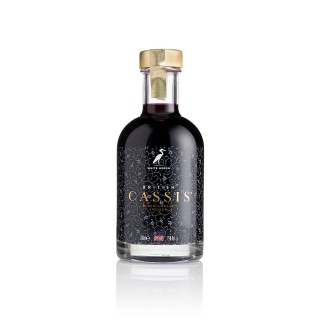 British Cassis - Blackcurrant Liqueur 200ml