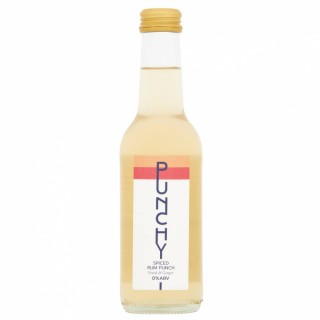 15% Off - 0% Abv Peach & Ginger Spiced Rum Punch