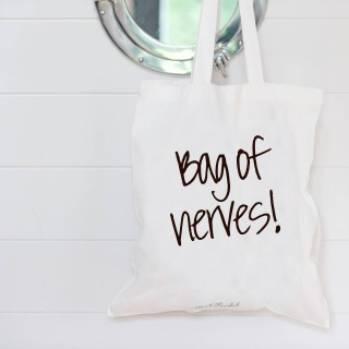 Bag of Nerves Tote Bag