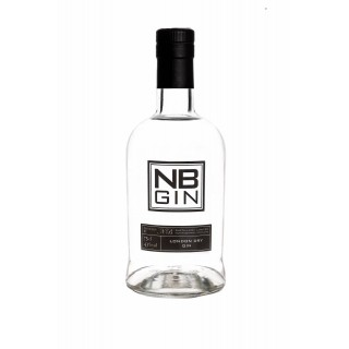 Nb London Dry Gin- Voted The Best London Dry Gin And Chosen For The Royal Wedding.