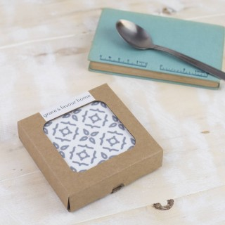 Meryam Coasters, Boxed set of 4