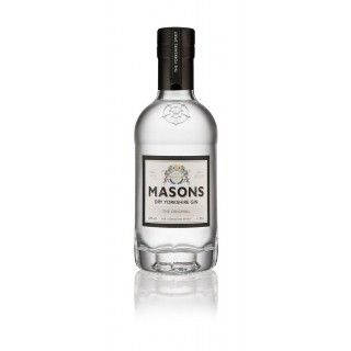 Masons Dry Yorkshire Gin - Original 20cl