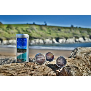 The Coastal Collection Soy Candle Gift Set