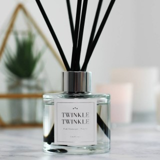 Twinkletwinkle Reed Diffuser - Pink Champagne & Pomelo