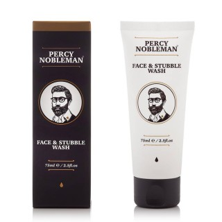 Percy Nobleman Face & Stubble Wash 75ml