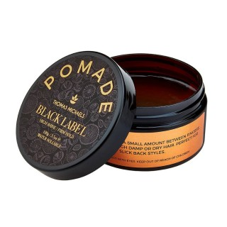 Pomade Hair Styling