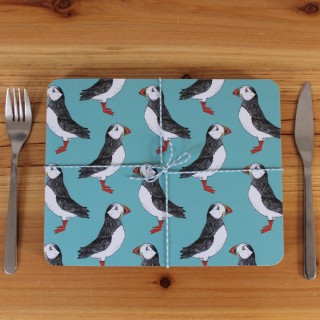 Puffin Billy Placemat (set Of 4)
