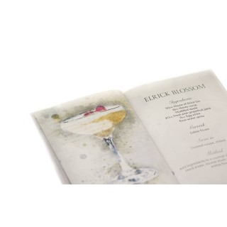 Cocktail Book - House Of Elrick