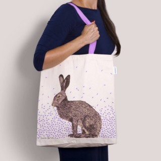 Humble Hare Tote Bag