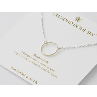 Karm Circle Necklace Gift Card