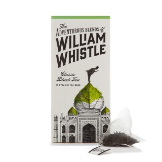 William Whistle Classic Black