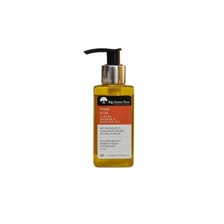 Freesia And Lily Shower And Massage Oil 150ml