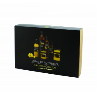 Yorkshire Rapeseed Oil - Favourites Collection