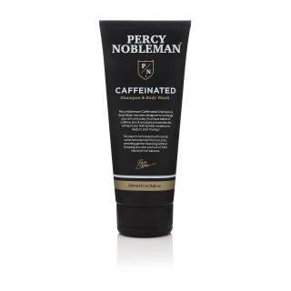 Percy Nobleman Caffeinated Shampoo & Body Wash 200ml