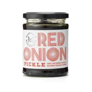 Red Onion Pickle