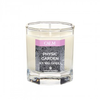 Soy Wax Candle - Physic Garden - Calm