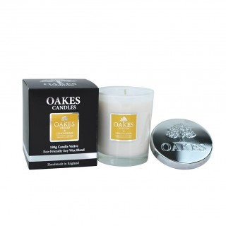 180g Candle - Ginger & Lemongrass