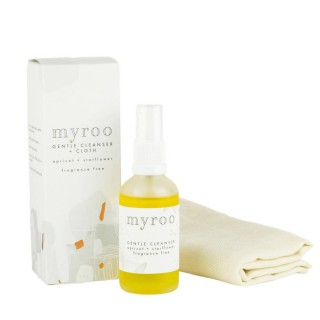 Facial Cleanser & Cloth - Fragrance Free