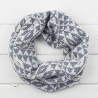 Mirror Mini Cowl - Grey