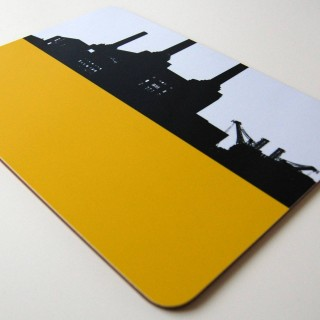 London - Battersea Power Station Table Mat