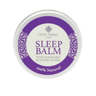 Celtic Herbal Sleep Balm With Mandarin & Ylang Ylang 25g